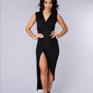 "Fashion Nova ""Propose a Toast"" dress"